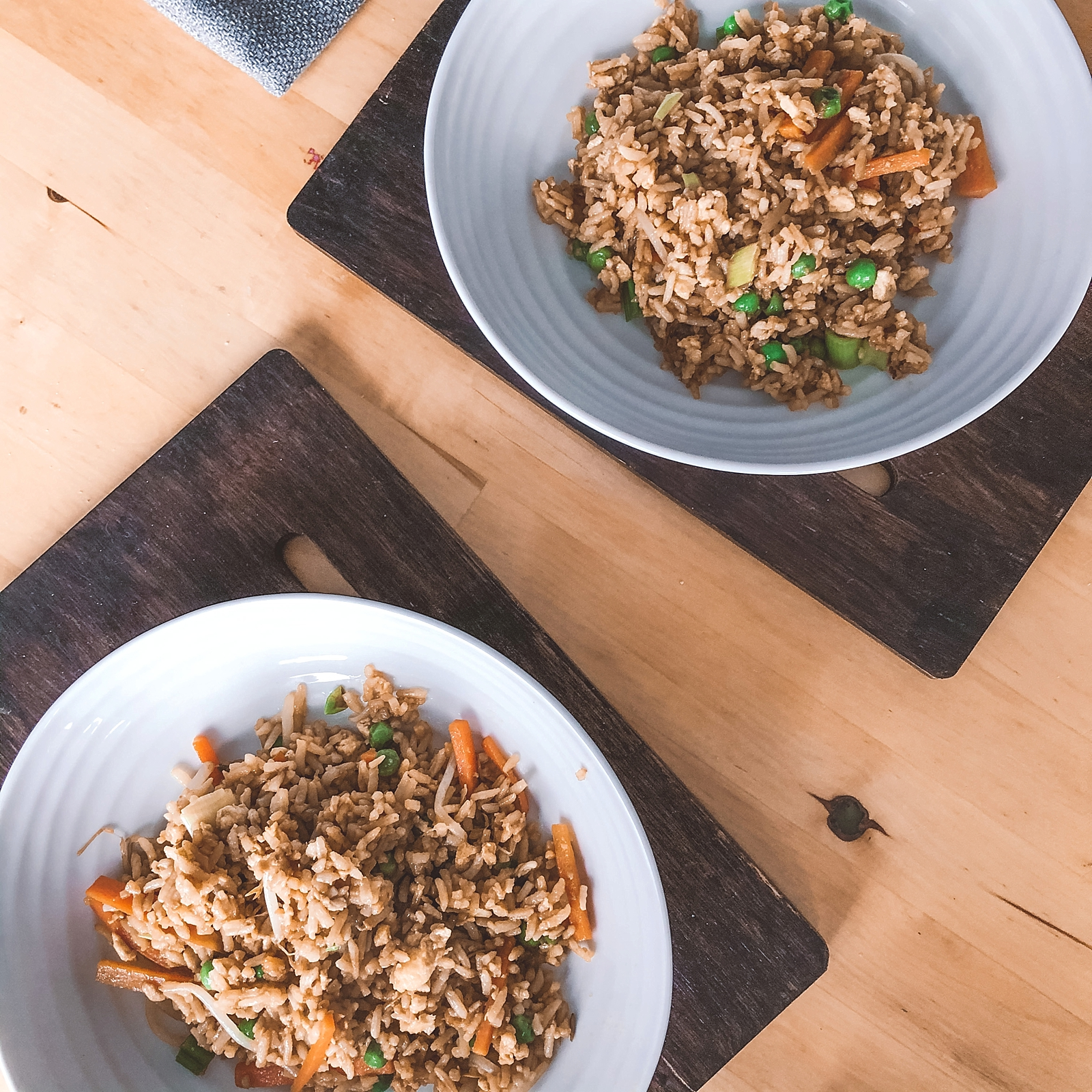Copycat Gluten Free PF Changs Fried Rice Recipe